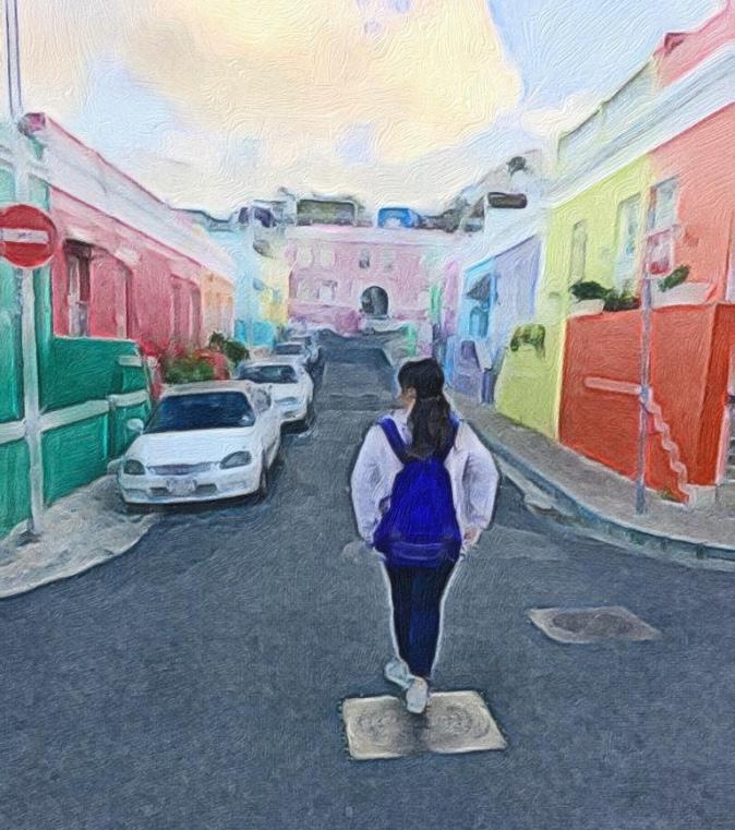 Maria walk