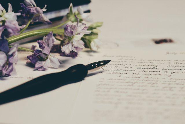 Letter Blog